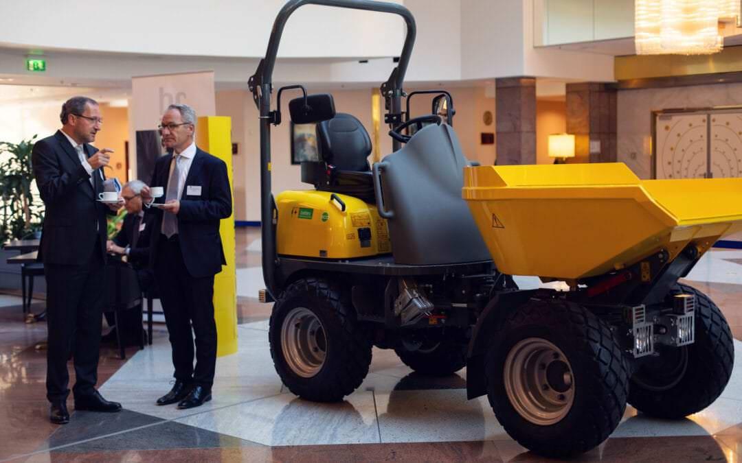 Участие создателя логистического продукта «КрупноДОгруз» в Construction Equipment Forum (АЕB) в качестве приглашенного спикера.