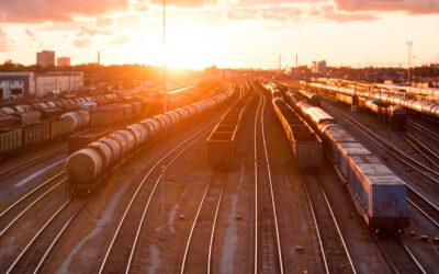 Грузовые железнодорожные перевозки: преимущества