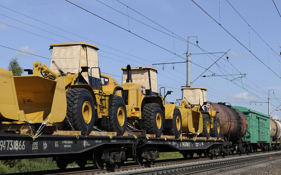 Организация грузовых перевозок на железнодорожном транспорте